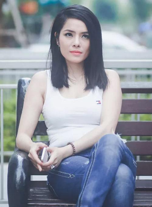 Diễn viên Kiều Thanh xinh đẹp bất ngờ ở tuổi 35 - 7