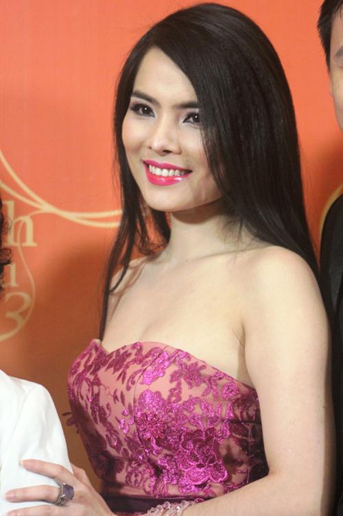 Diễn viên Kiều Thanh xinh đẹp bất ngờ ở tuổi 35 - 5