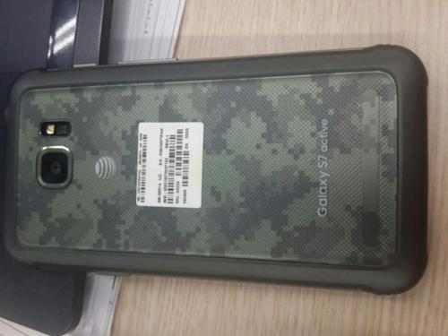 Galaxy S7 Active đạt tiêu chuẩn độ bền quân đội sắp ra mắt - 1