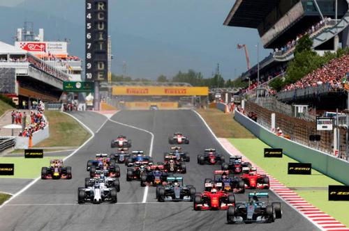 F1 - Spanish GP: Đường đua quen thuộc liệu có bất ngờ? - 1