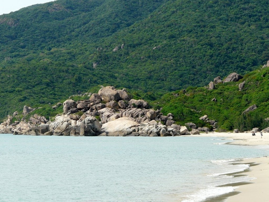 Những địa điểm đẹp tuyệt trần trên đảo Bình Hưng - 1