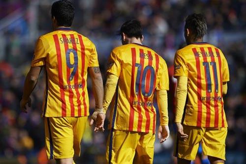 Liga: Barca và 5 lý do xứng đáng vô địch hơn Real - 2