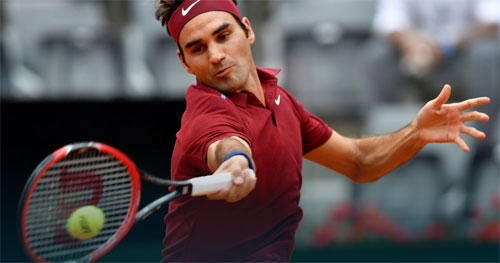 """Federer – Zverev: Không """"ngán"""" thần tượng (V2 Rome Masters) - 1"""