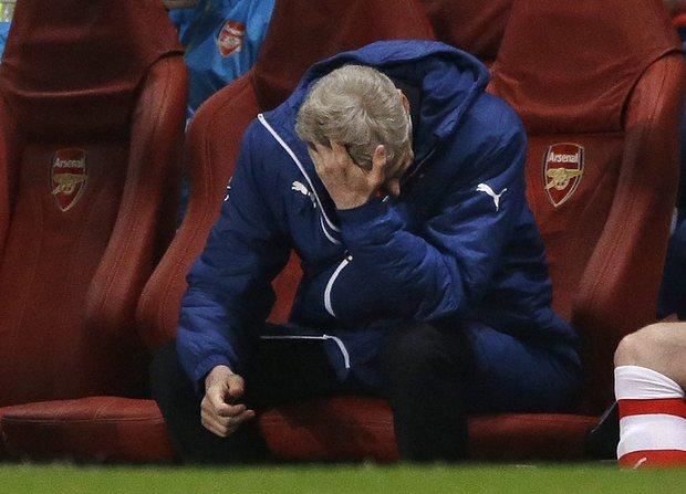 Arsenal 19 năm liên tiếp dự cúp C1: Công–tội Wenger - 2