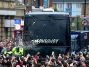 Bóng đá - Bị CĐV West Ham khủng bố tinh thần, MU hoảng loạn