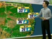 Tin tức trong ngày - Dự báo thời tiết VTV ngày 11/5: Bắc Bộ oi nóng trở lại