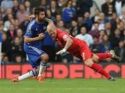 Bóng đá - Chi tiết Liverpool - Chelsea: Benteke bất ngờ gỡ hòa (KT)