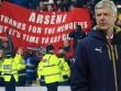 Arsenal 19 năm liên tiếp dự cúp C1: Công–tội Wenger
