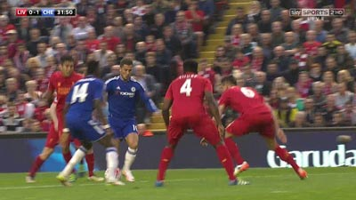 Chi tiết Liverpool - Chelsea: Benteke bất ngờ gỡ hòa (KT) - 3