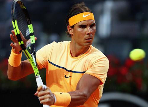 Nadal - Kohlschreiber: Trận chiến đêm lạnh (V2 Rome Masters) - 1
