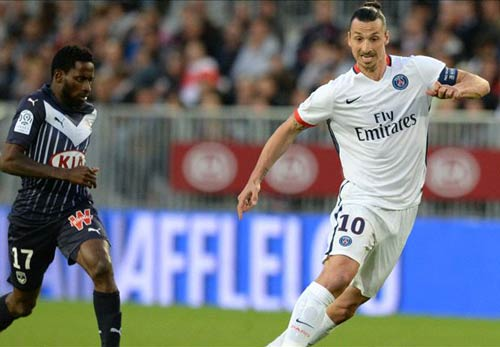 Bordeaux - PSG: Kẻ phá tiệc - 1