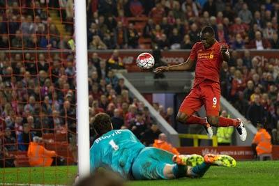 Chi tiết Liverpool - Chelsea: Benteke bất ngờ gỡ hòa (KT) - 5
