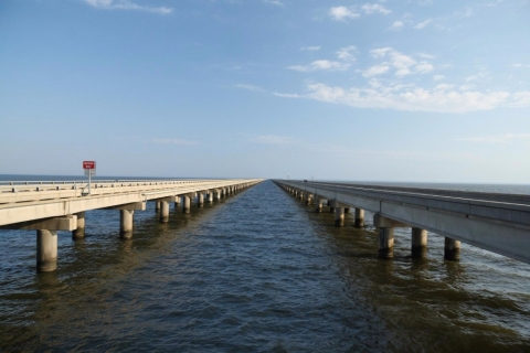 Chiêm ngưỡng 10 cây cầu dài nhất thế giới - 2