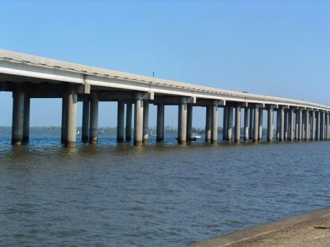 Chiêm ngưỡng 10 cây cầu dài nhất thế giới - 3