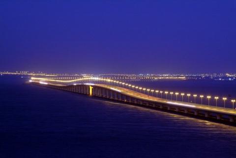 Chiêm ngưỡng 10 cây cầu dài nhất thế giới - 4