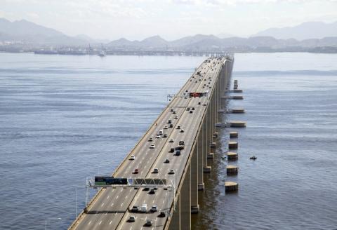 Chiêm ngưỡng 10 cây cầu dài nhất thế giới - 8