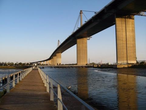 Chiêm ngưỡng 10 cây cầu dài nhất thế giới - 9
