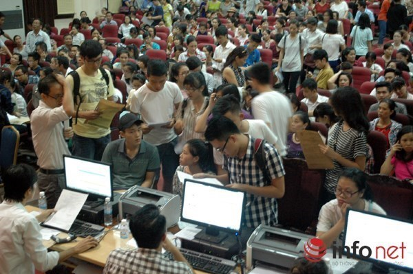 Xét tuyển theo phần mềm chung: Bộ phải thay đổi quy chế tuyển sinh mới ban hành - 1