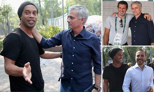 Mourinho cũng bị phạt vì hành vi trốn thuế - 1