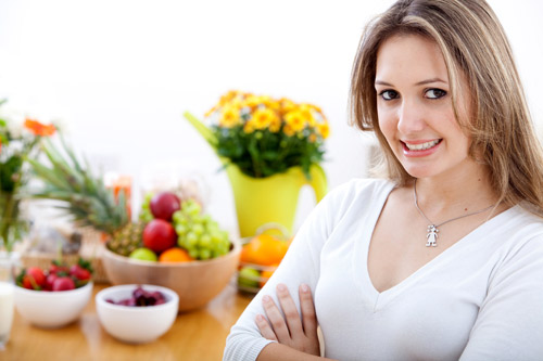 7 phương pháp điều trị u nang buồng trứng tự nhiên - 1