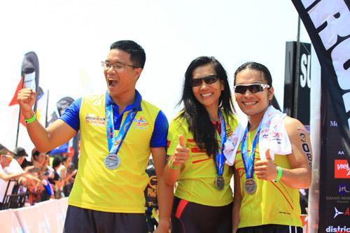 Number 1 Team: Chiến thắng chính mình sau thử thách Ironman - 4