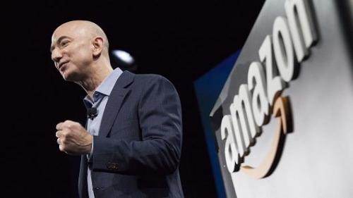 CEO của Amazon kiếm 18 tỷ USD sau 3 tháng - 1