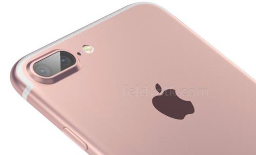 iPhone 7 Plus dùng RAM 3GB, camera kép có zoom quang - 1