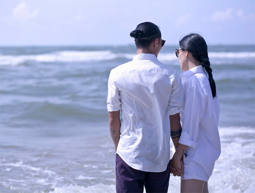 Vợ chồng Phạm Anh Khoa ngọt ngào như thuở mới yêu - 2