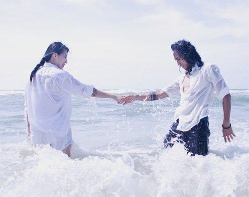 Vợ chồng Phạm Anh Khoa ngọt ngào như thuở mới yêu - 7