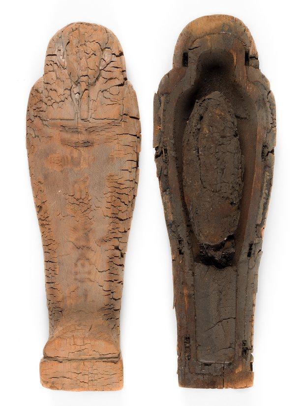 Phát hiện xác ướp thai nhi trong quan tài Ai Cập cổ đại - 2
