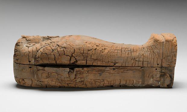 Phát hiện xác ướp thai nhi trong quan tài Ai Cập cổ đại - 1