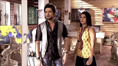 Cặp đôi đẹp nhất Ấn Độ trở lại trong bom tấn truyền hình - 4