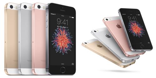 Mua iPhone SE dễ hơn với chương trình trả góp 0% lãi suất tại Viễn Thông A - 1