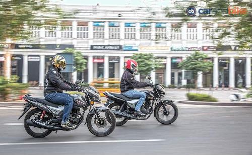 Nên mua xe côn rẻ Yamaha Saluto hay Honda CB Shine SP? - 1