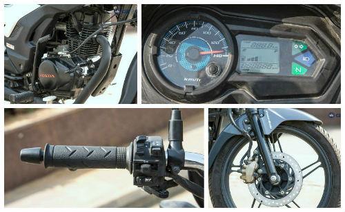 Nên mua xe côn rẻ Yamaha Saluto hay Honda CB Shine SP? - 4