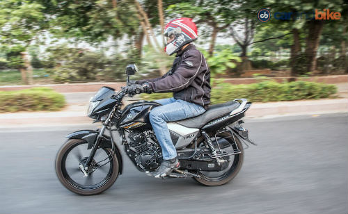 Nên mua xe côn rẻ Yamaha Saluto hay Honda CB Shine SP? - 7