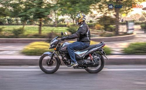 Nên mua xe côn rẻ Yamaha Saluto hay Honda CB Shine SP? - 6