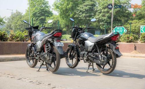 Nên mua xe côn rẻ Yamaha Saluto hay Honda CB Shine SP? - 8
