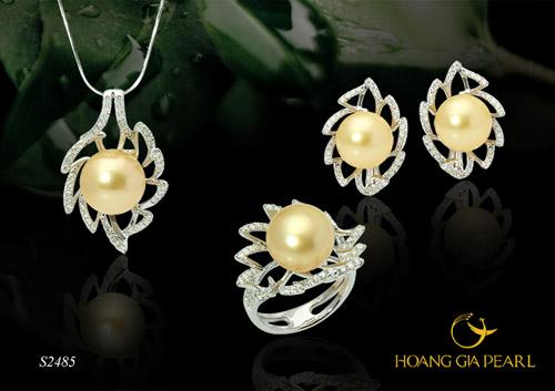 Ngọc trai - trang sức độc tôn của giới quý bà - 5