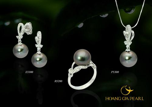 Ngọc trai - trang sức độc tôn của giới quý bà - 7