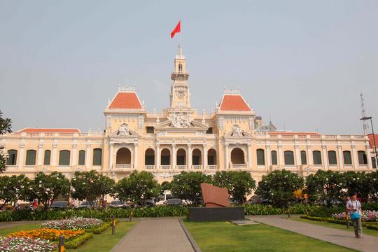Trụ sở UBND TPHCM được đề nghị xếp hạng di tích quốc gia - 1