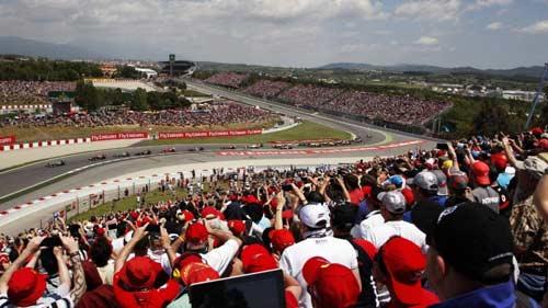 F1 - Spanish GP: Còn nước thì cứ tát và hy vọng - 1