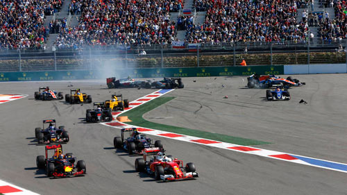 F1 - Spanish GP: Còn nước thì cứ tát và hy vọng - 3