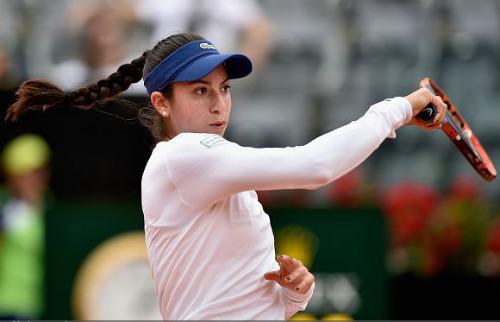 Serena - McHale: Dạy dỗ đàn em (V3 WTA Rome) - 1