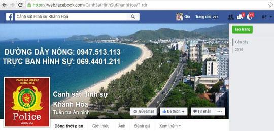 Bắt đối trượng bị truy nã sau 10 giờ công bố trên Facebook - 2