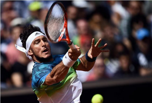 Rome Masters ngày 4: Murray thắng nhàn, Berdych thua sốc - 2