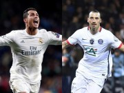 """Bóng đá - PSG mua Ronaldo giữ Ibrahimovic để lập """"song sát"""""""