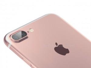 Dế sắp ra lò - iPhone 7 Plus dùng RAM 3GB, camera kép có zoom quang