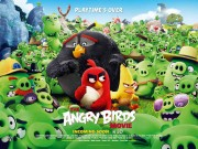 Lịch chiếu phim rạp Quốc gia từ 13/5-19/5: Angry Birds