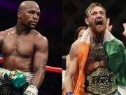 """Thể thao - Đọ sức siêu tưởng: Mayweather vái lạy """"Gã điên"""" UFC"""